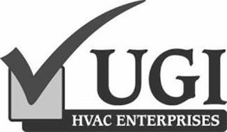 UGI HVAC ENTERPRISES