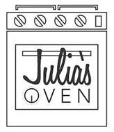 JULIA'S OVEN