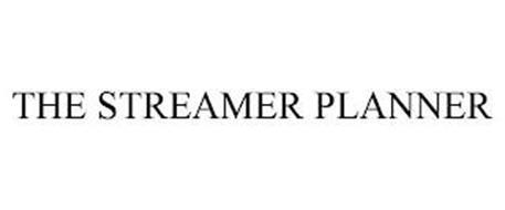 THE STREAMER PLANNER
