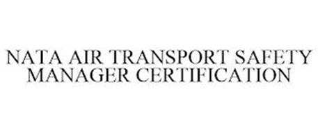 NATA AIR TRANSPORT SAFETY MANAGER CERTIFICATION