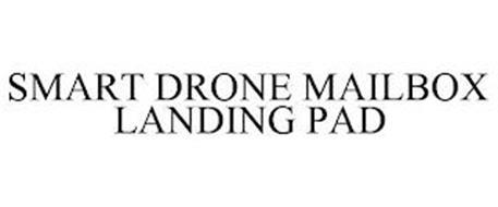SMART DRONE MAILBOX LANDING PAD