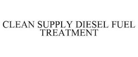 CLEAN SUPPLY DIESEL FUEL TREATMENT