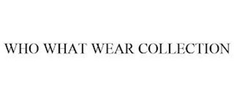 WHO WHAT WEAR COLLECTION
