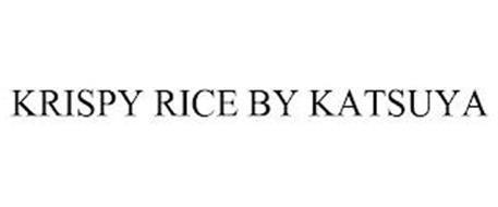 KRISPY RICE BY KATSUYA