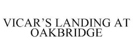 VICAR'S LANDING AT OAKBRIDGE