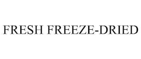 FRESH FREEZE-DRIED