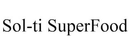 SOL-TI SUPERFOOD