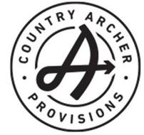 COUNTRY ARCHER PROVISIONS A