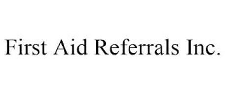 FIRST AID REFERRALS INC.