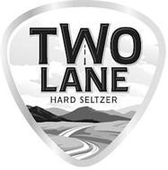 TWO LANE HARD SELTZER