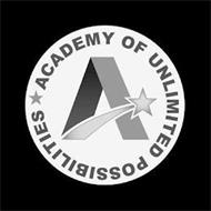 A ACADEMY OF UNLIMITED POSSIBILITIES
