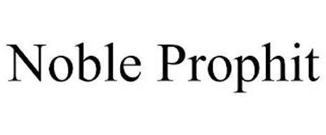 NOBLE PROPHIT