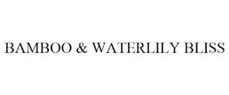 BAMBOO & WATERLILY BLISS