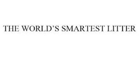 THE WORLD'S SMARTEST LITTER
