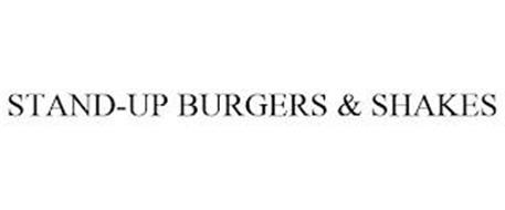 STAND-UP BURGERS & SHAKES