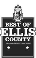 BEST OF ELLIS COUNTY THE OFFICIAL COMMUNITY CHOICE AWARDS
