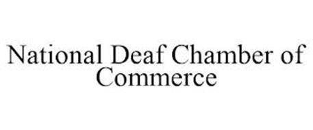 NATIONAL DEAF CHAMBER OF COMMERCE