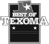 BEST OF TEXOMA