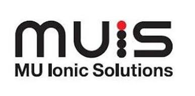 MUIS MU IONIC SOLUTIONS