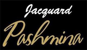 JACQUARD PASHMINA