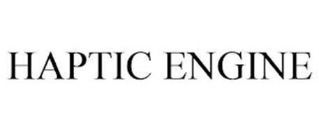 HAPTIC ENGINE