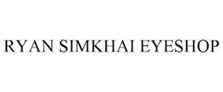 RYAN SIMKHAI EYESHOP