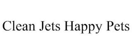 CLEAN JETS HAPPY PETS