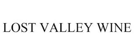 LOST VALLEY WINE