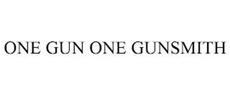 ONE GUN ONE GUNSMITH