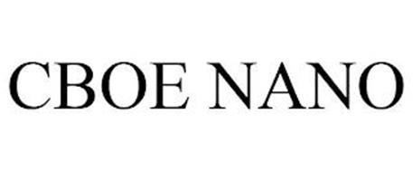 CBOE NANO