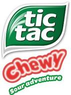 TIC TAC CHEWY SOUR ADVENTURE