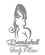 BOMBSHELL BOOTY PILLOW