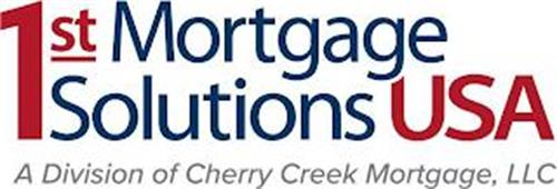 1ST MORTGAGE USA A DIVISION OF CHERRY CREEK MORTGAGE, LLC