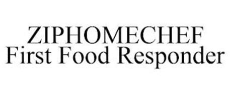 ZIPHOMECHEF FIRST FOOD RESPONDER