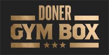 DONER GYM BOX