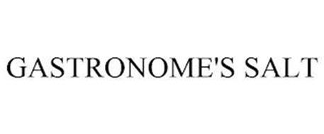 GASTRONOME'S SALT