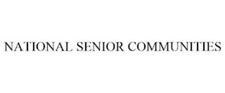 NATIONAL SENIOR COMMUNITIES