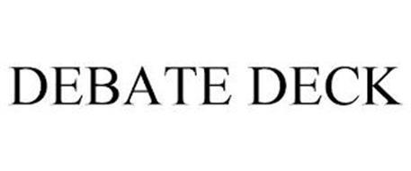 DEBATE DECK
