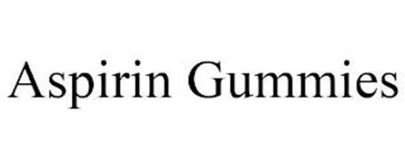 ASPIRIN GUMMIES