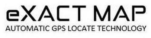 EXACT MAP AUTOMATIC GPS LOCATE TECHNOLOGY