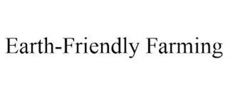 EARTH-FRIENDLY FARMING