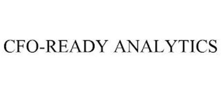 CFO-READY ANALYTICS