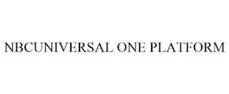 NBCUNIVERSAL ONE PLATFORM
