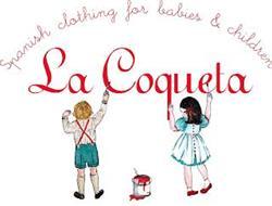 SPANISH CLOTHING FOR BABIES & CHILDREN LA COQUETA