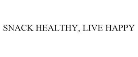 SNACK HEALTHY, LIVE HAPPY