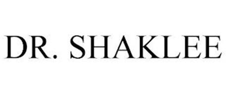 DR. SHAKLEE