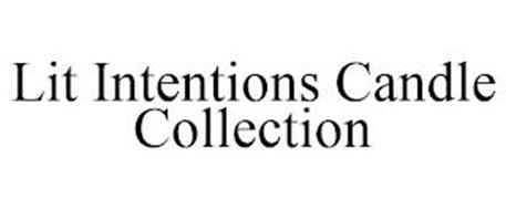 LIT INTENTIONS CANDLE COLLECTION