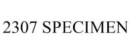 2307 SPECIMEN