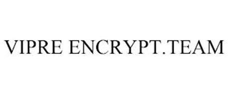VIPRE ENCRYPT.TEAM