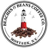 BEACHES & BEANS COFFEE CO. MONTAUK, N.Y.